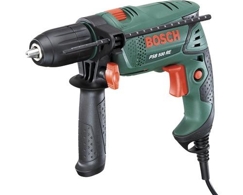 Schlagbohrmaschine Bosch PSB 500 RE